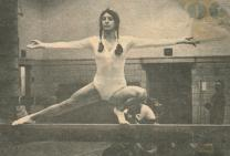 Bjella, Lee gymnast